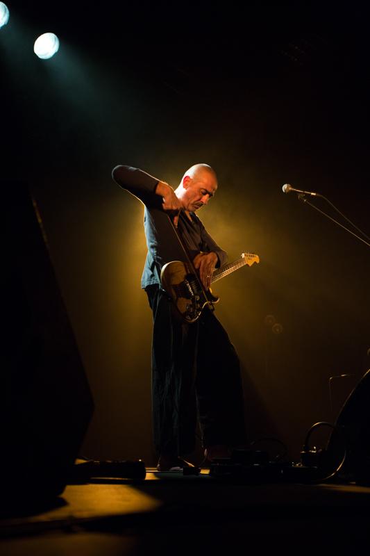 Interzone - Serge Teyssot-Gay - Concert à la Bobine (Grenoble / France 2013)