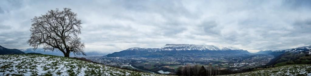 Grenoble depuis Venon - 38