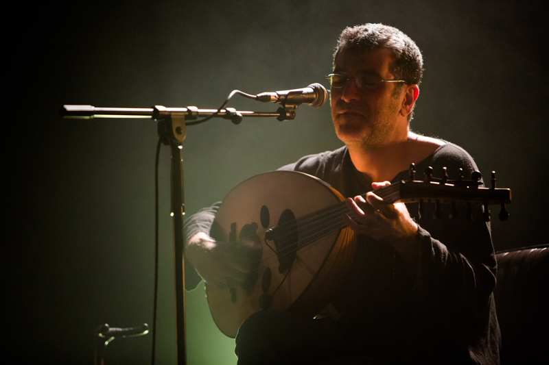 Interzone - Khaled AlJaramani - Concert à la Bobine (Grenoble / France)
