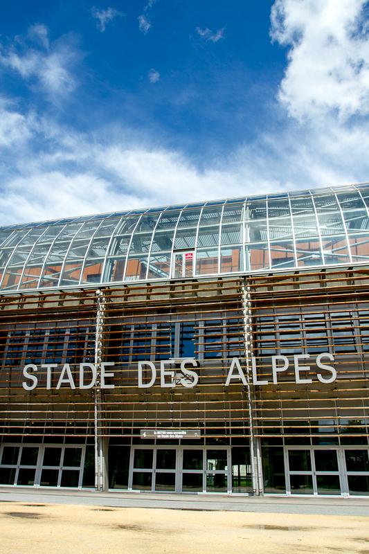 Stade des Alpes - Grenoble - Atelier d'architecture Chaix & Morel et associés