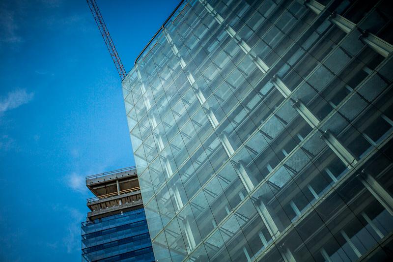 Construction à Vienne / Autriche