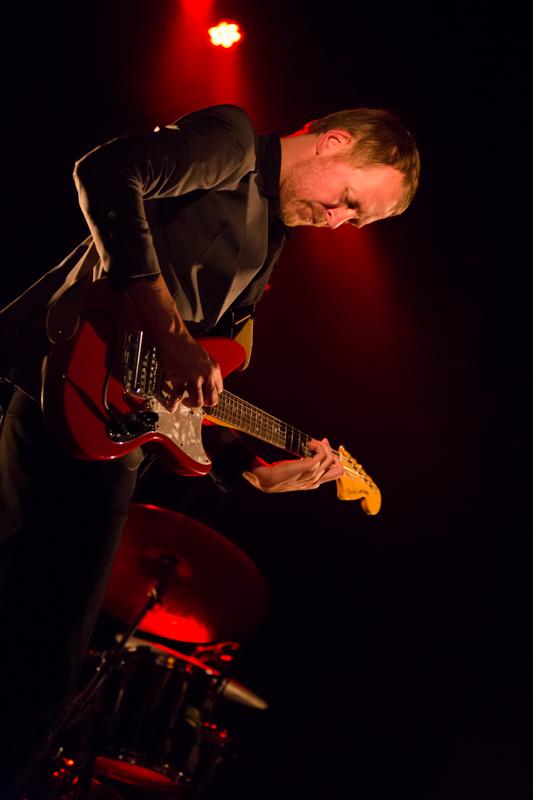Stéphane Daubersy (François Breut) - La Bobine (Grenoble)
