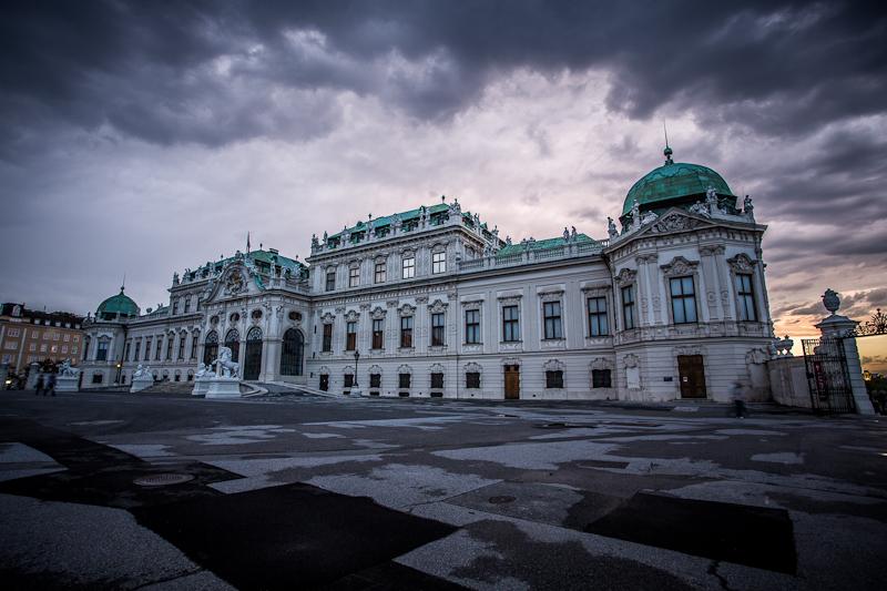 Le Belvédère / Vienne - Austria