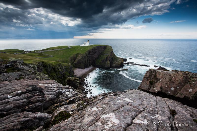 Point of Stoer's Lighthouse
