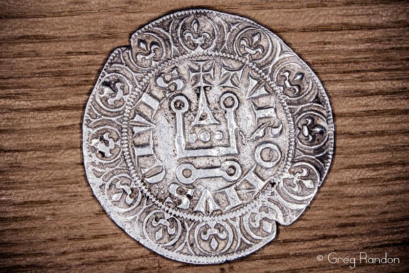 Piéce de monnaie de Philippe IV